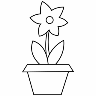 Flower pot png images. Poppy clipart plantpot