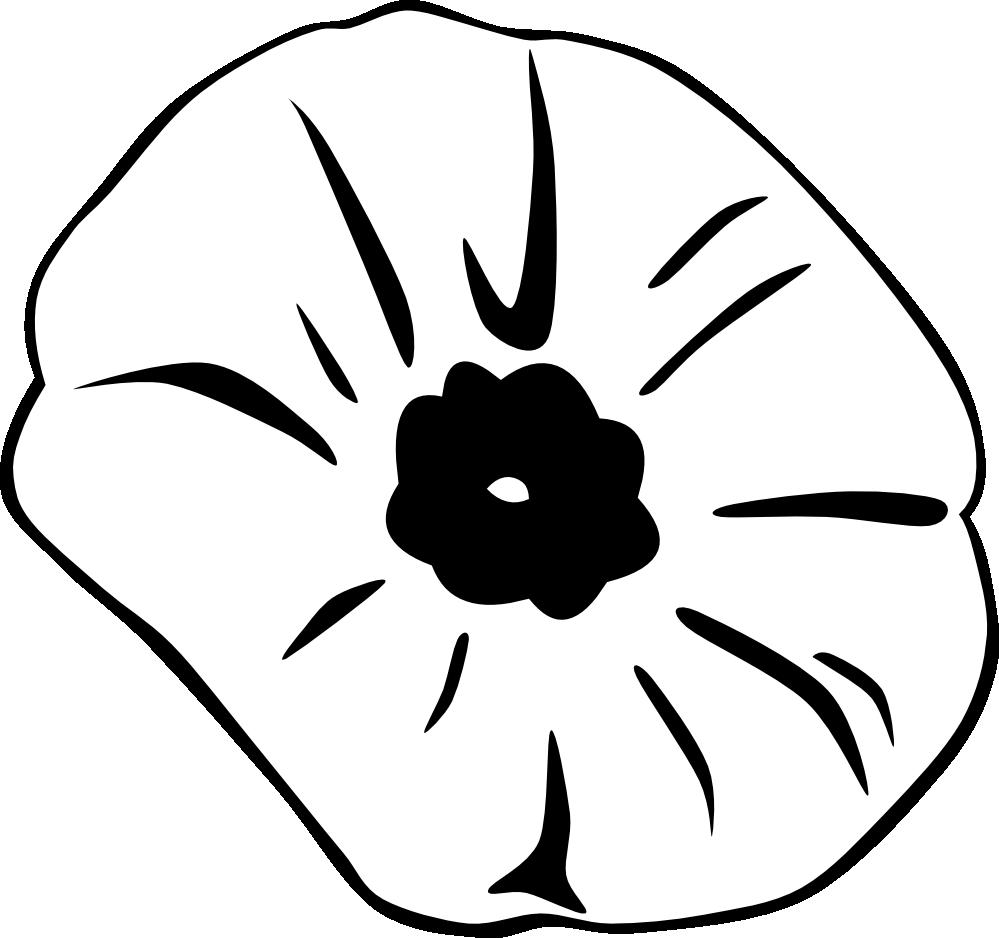 Clipartist net clip art. Poppy clipart svg