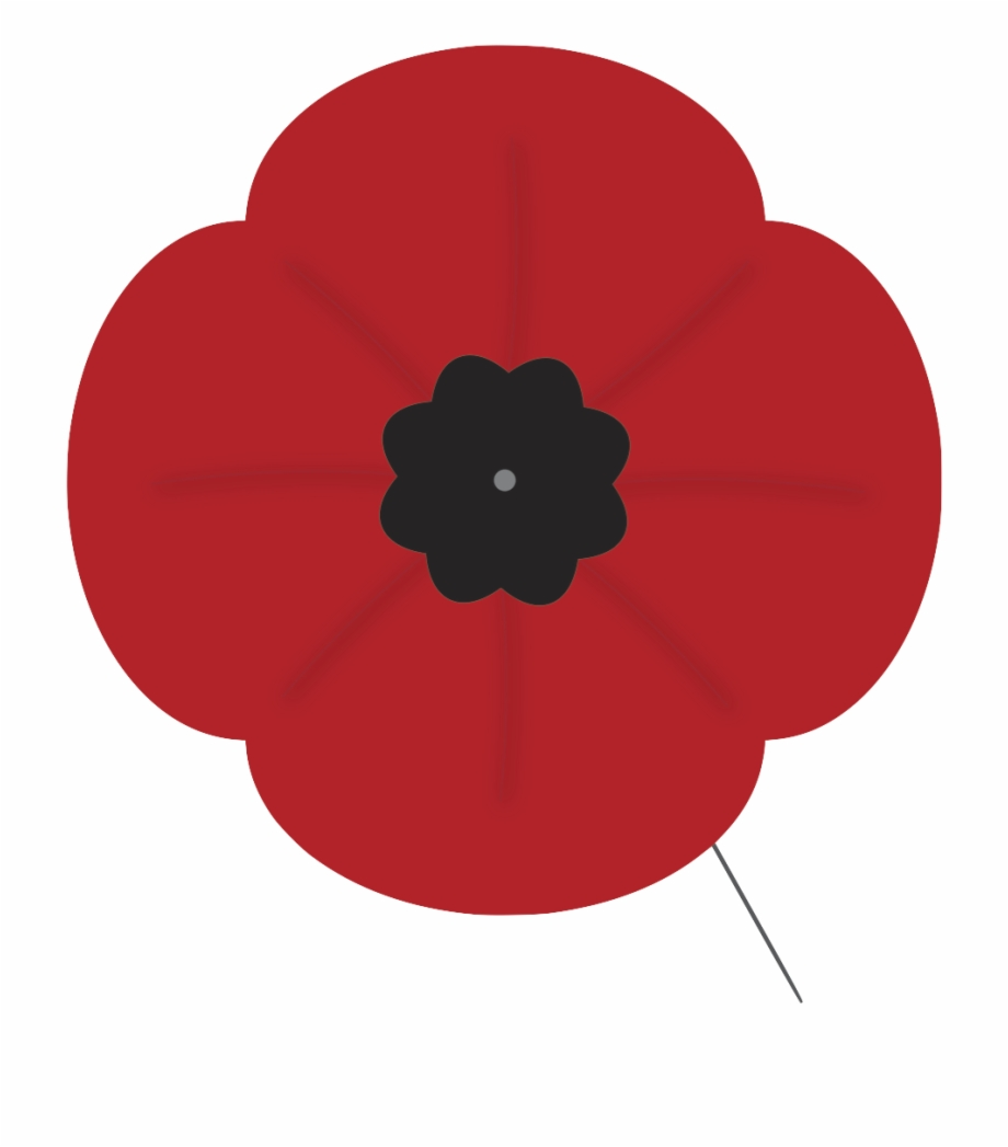 Support our troops not. Poppy clipart war