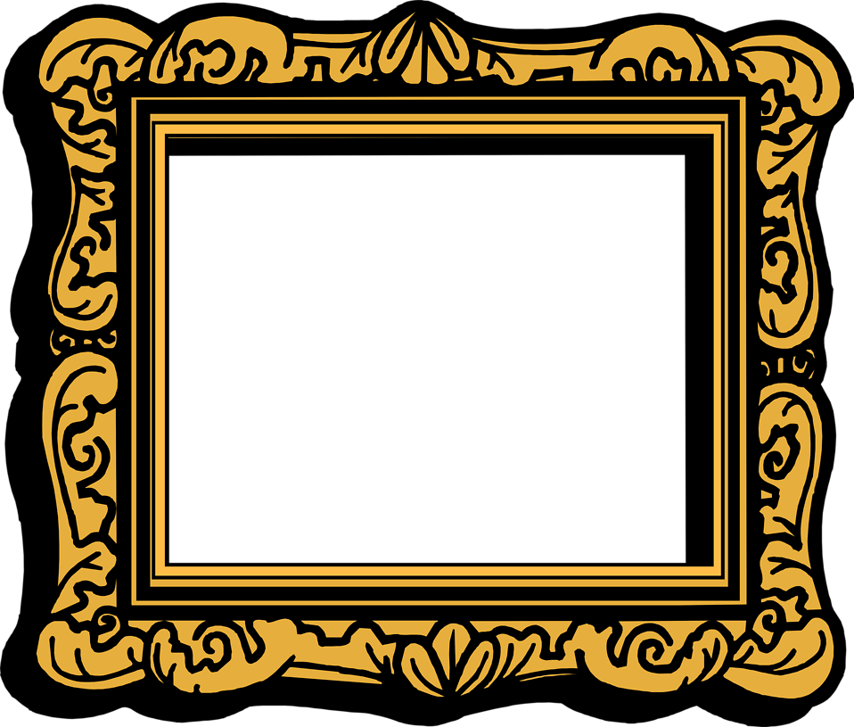 Portrait frame png. Collection of free galleries
