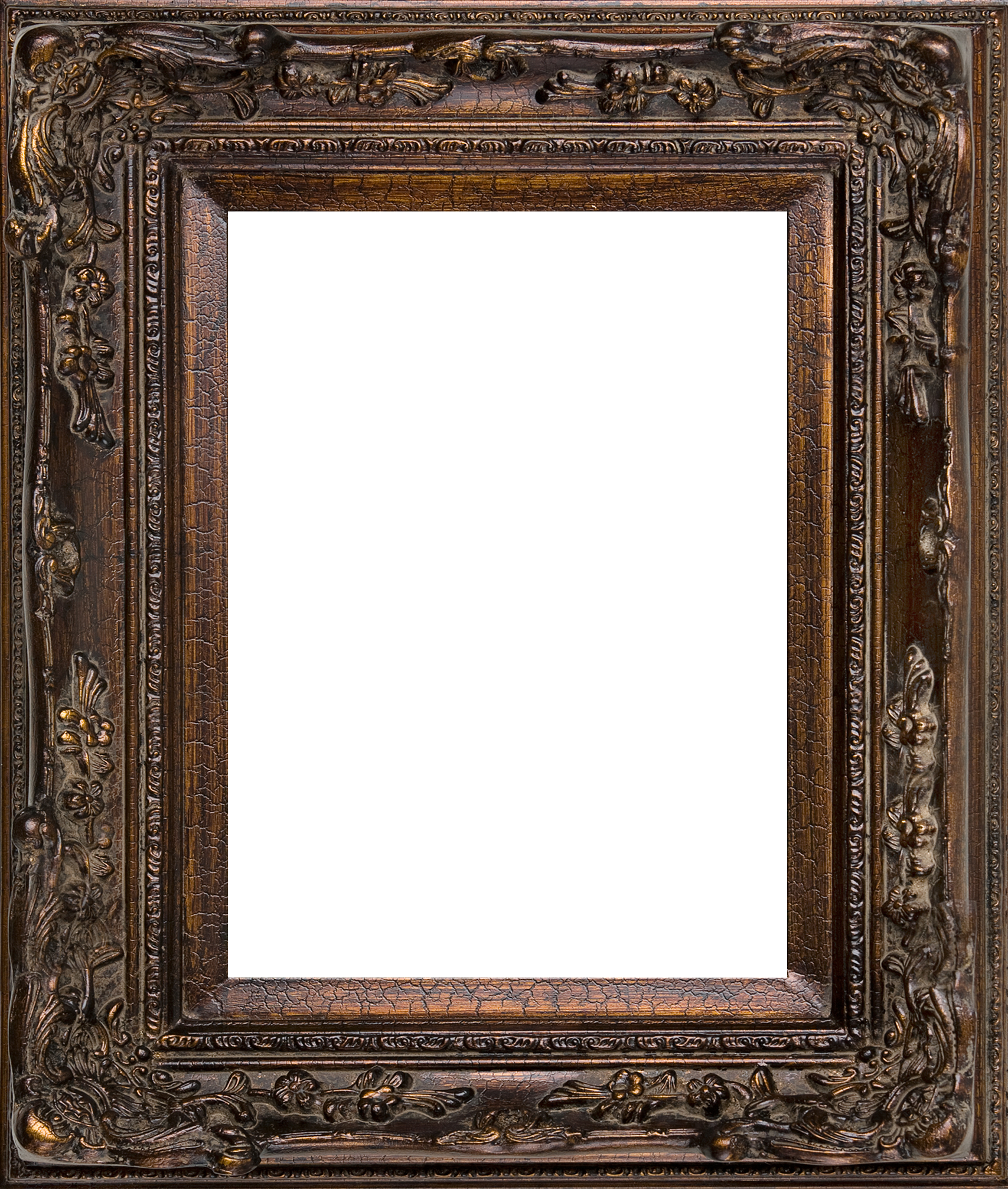 Portrait frame png.  zoom readymade www