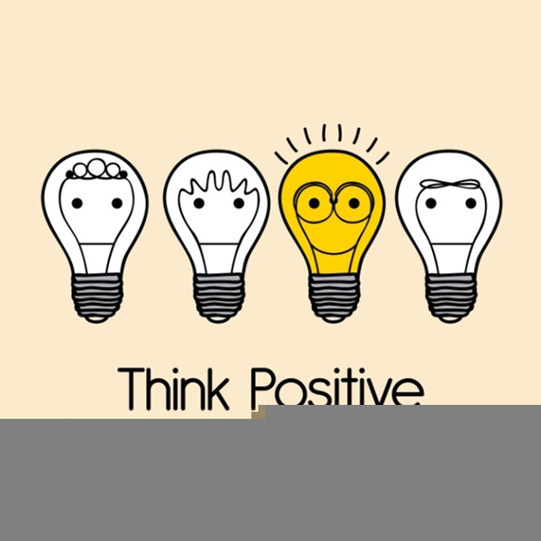 Think free images at. Positive clipart