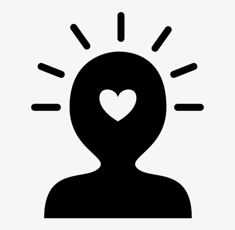 Positive clipart attitude status. Health mental illness icon