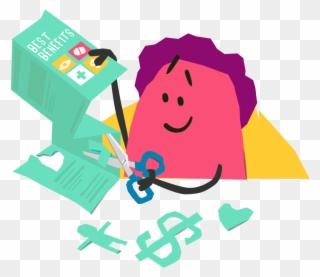 Positive clipart compensation benefit. Free png clip art
