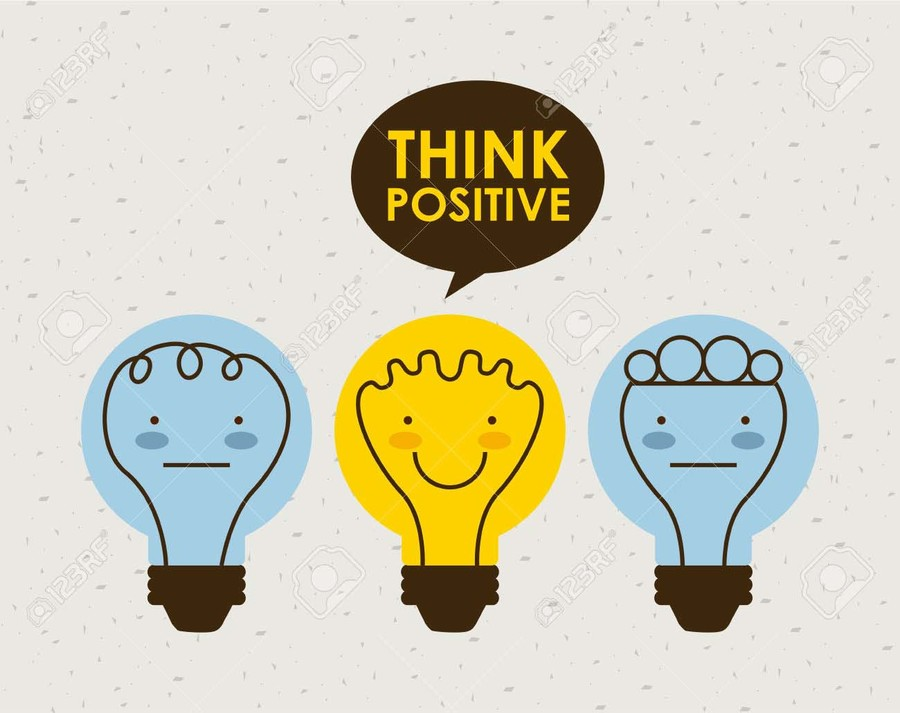 Download clip art . Psychology clipart positive attitude