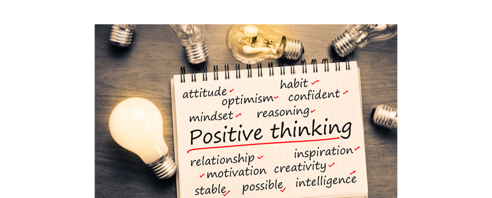 Positive clipart positive mindset. Thinking light bulb png