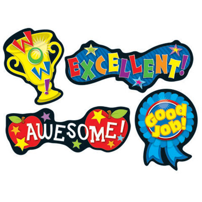Recognition . Positive clipart positive word