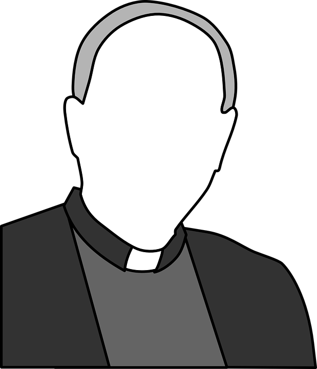 Positive clipart satisfied. What do clergy need