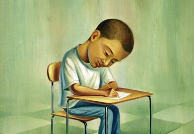 Positive clipart teacher help. The school to prison