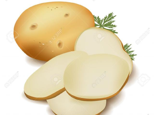 Potato clipart boiled potato. Free download clip art