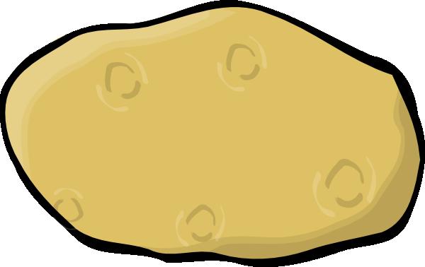 Potato clipart clip art. Cartoon potatoes bay