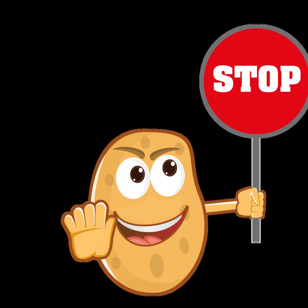 Potato clipart free cartoon. Character cartoonsigns