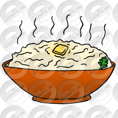 Mashed potatoes picture for. Potato clipart mash potato