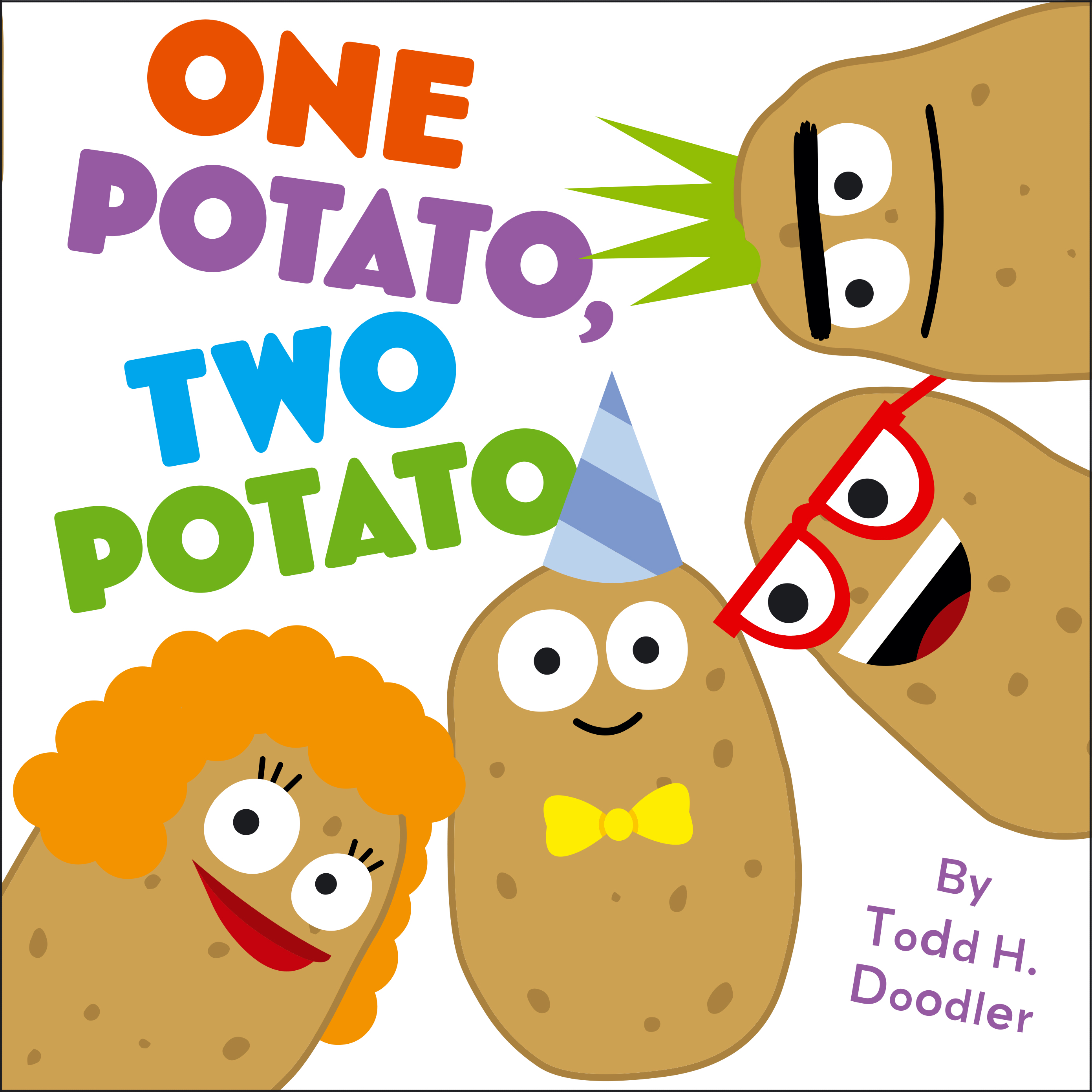 Potato clipart one potato two. Potatoes transparent png free