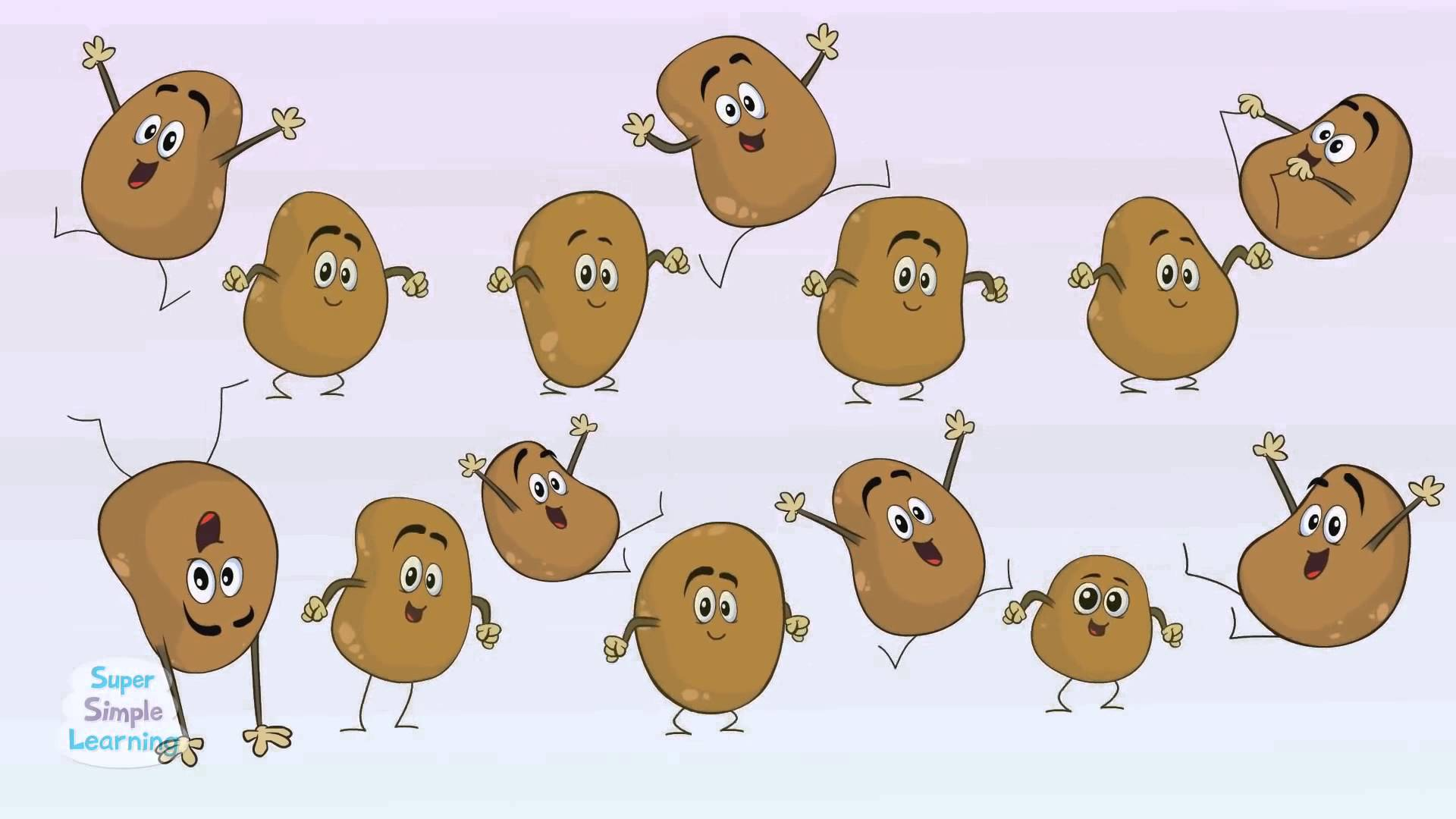 Picture . Potato clipart one potato two