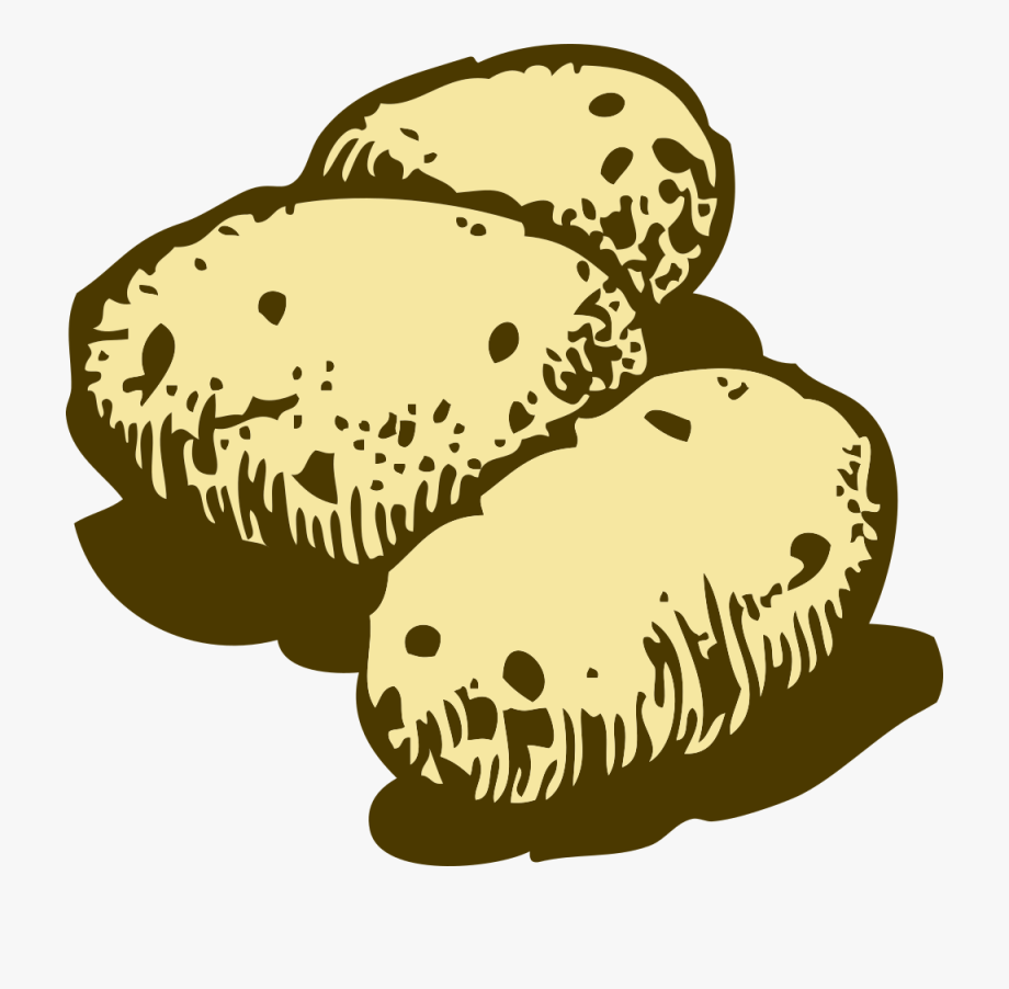 Free potatoes clip art. Potato clipart potato famine