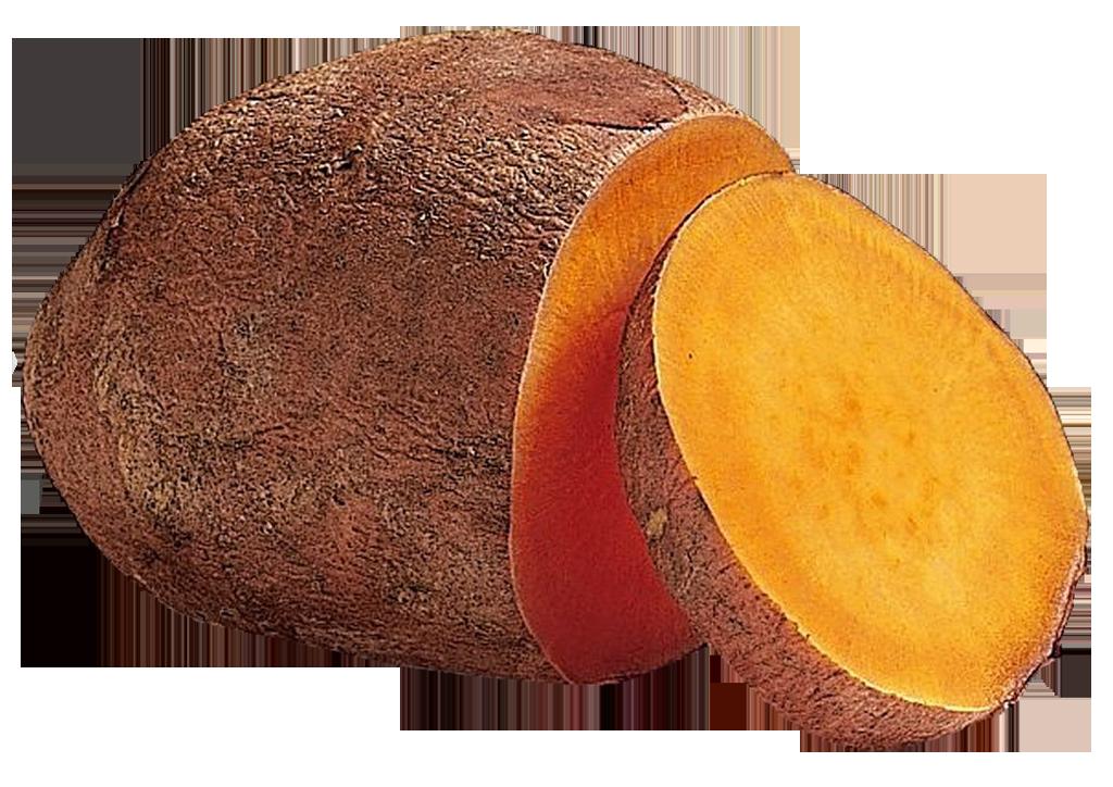 Sweet slice png image. Vegetables clipart potato