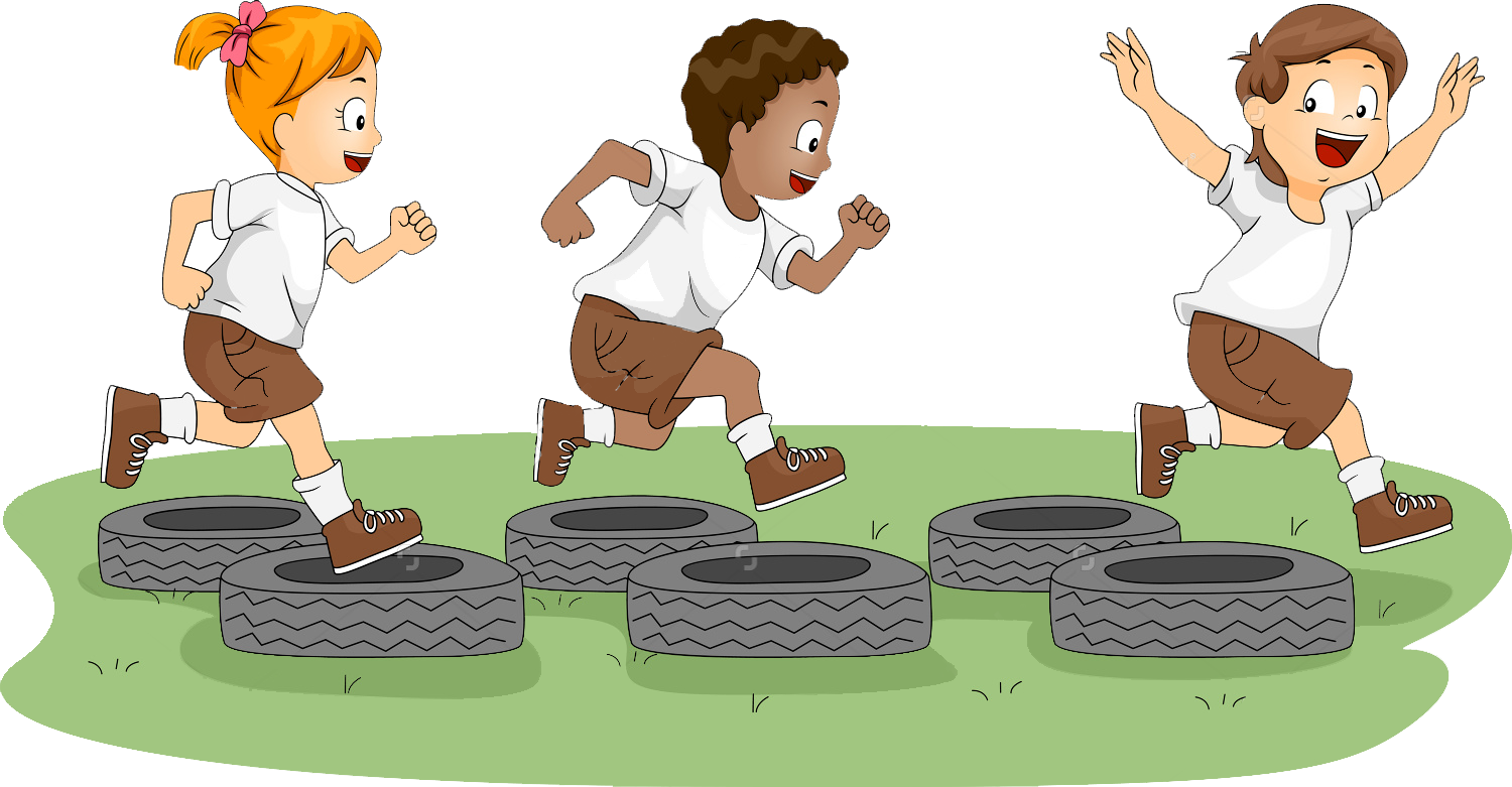 collection of high. Race clipart obstacle race