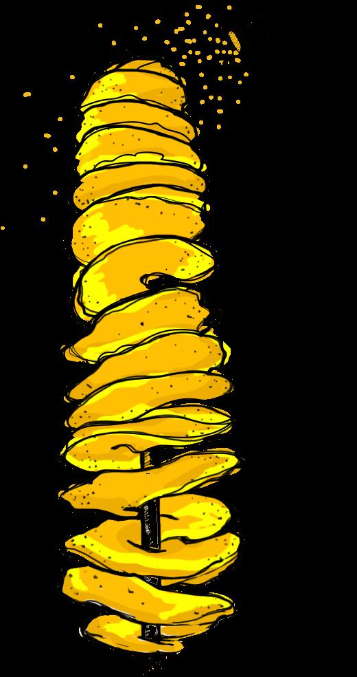Potato clipart twister. Twist free on dumielauxepices