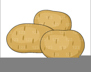 Free yellow download clip. Potato clipart vegetable