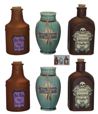 Bottles stock by mom. Potion bottle png