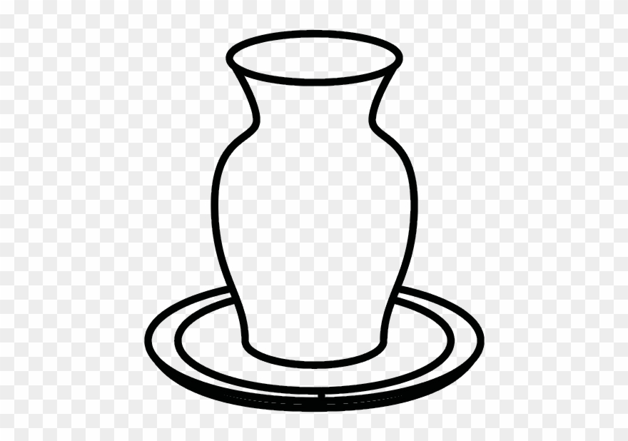 Umbrian heart food tradition. Pottery clipart sketch
