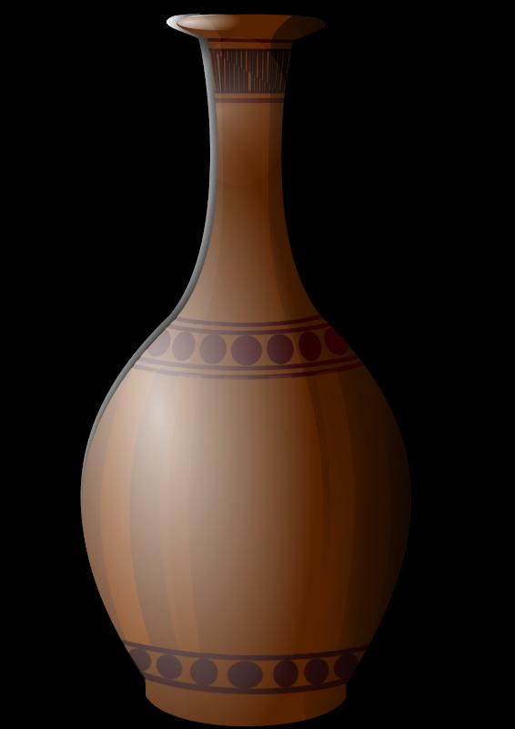 pottery clipart vase