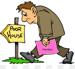 Free download poor person. Poverty clipart