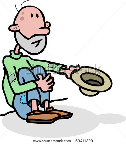 poverty clipart
