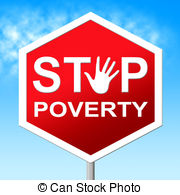 Poverty clipart end poverty. Stop