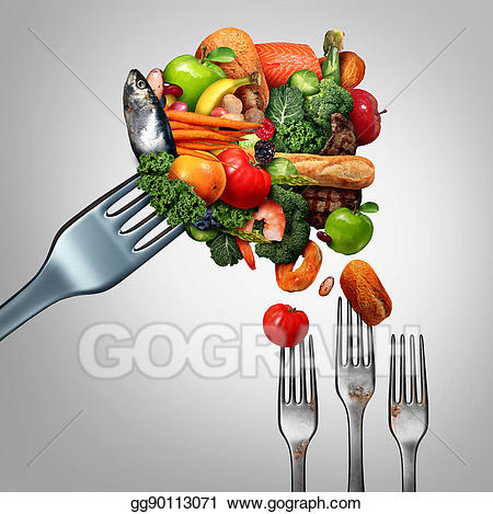 Poverty clipart less fortunate. Feed the poor stock