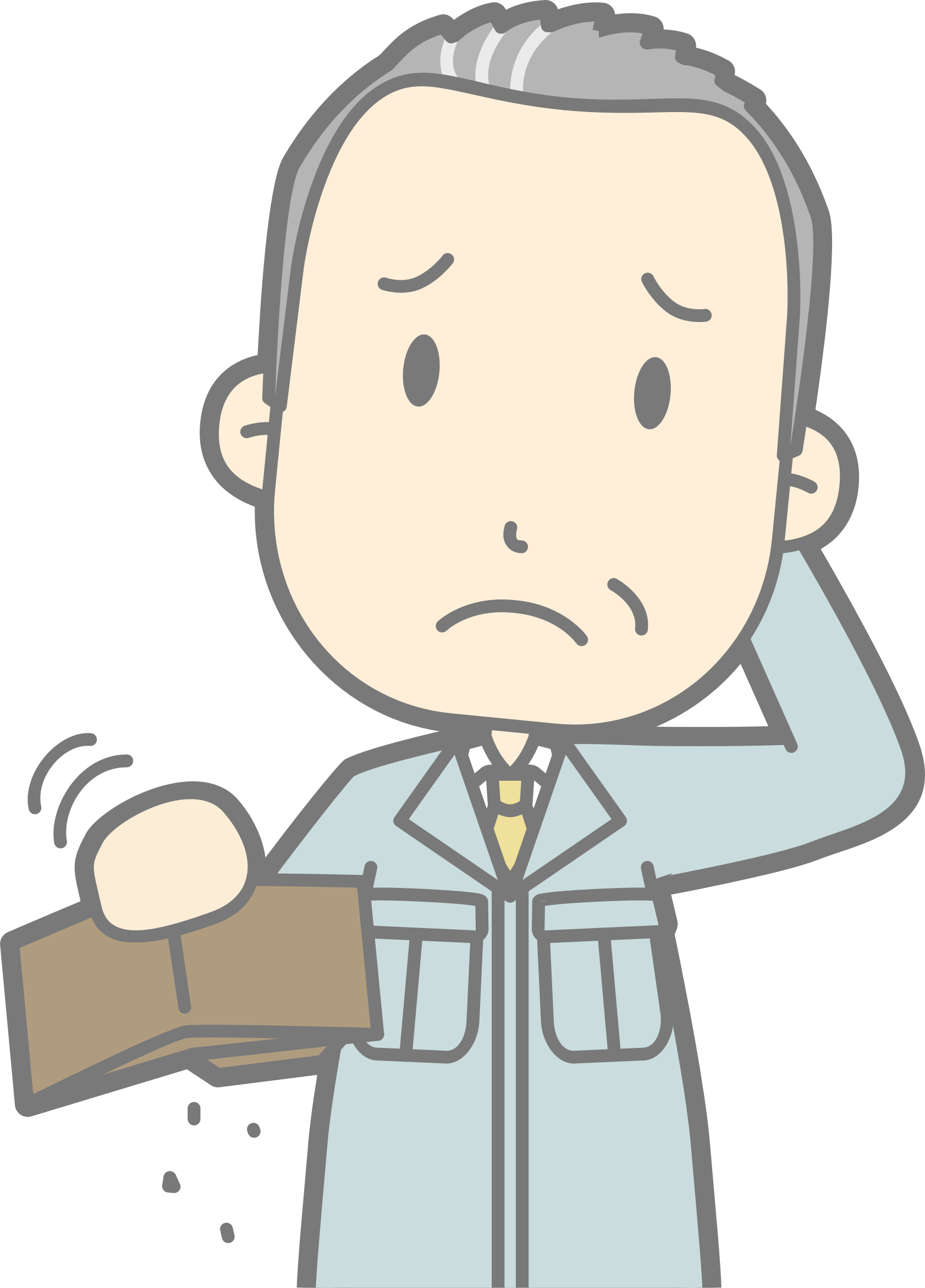 Poverty clipart poor. Male big image png