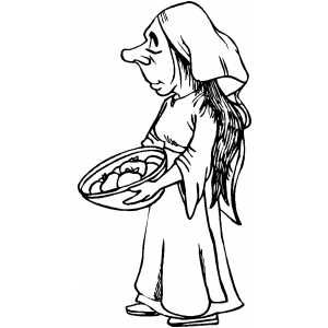 Poverty clipart poor lady. Free cliparts download clip