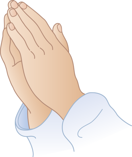 Pray clipart. Praying hands free clip