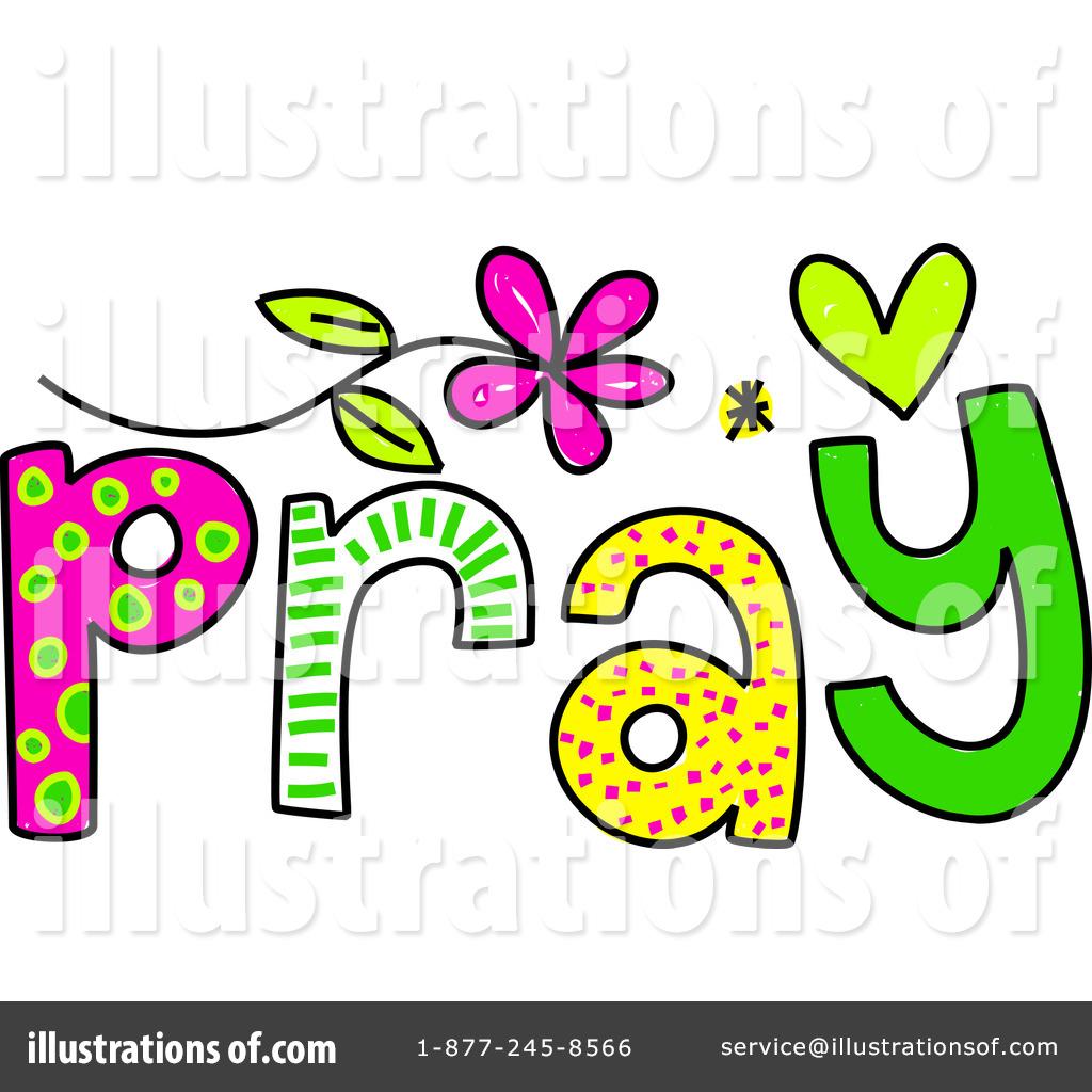 Pray clipart. Illustration by prawny royaltyfree