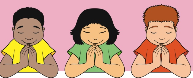 Free praying cliparts download. Pray clipart childrens