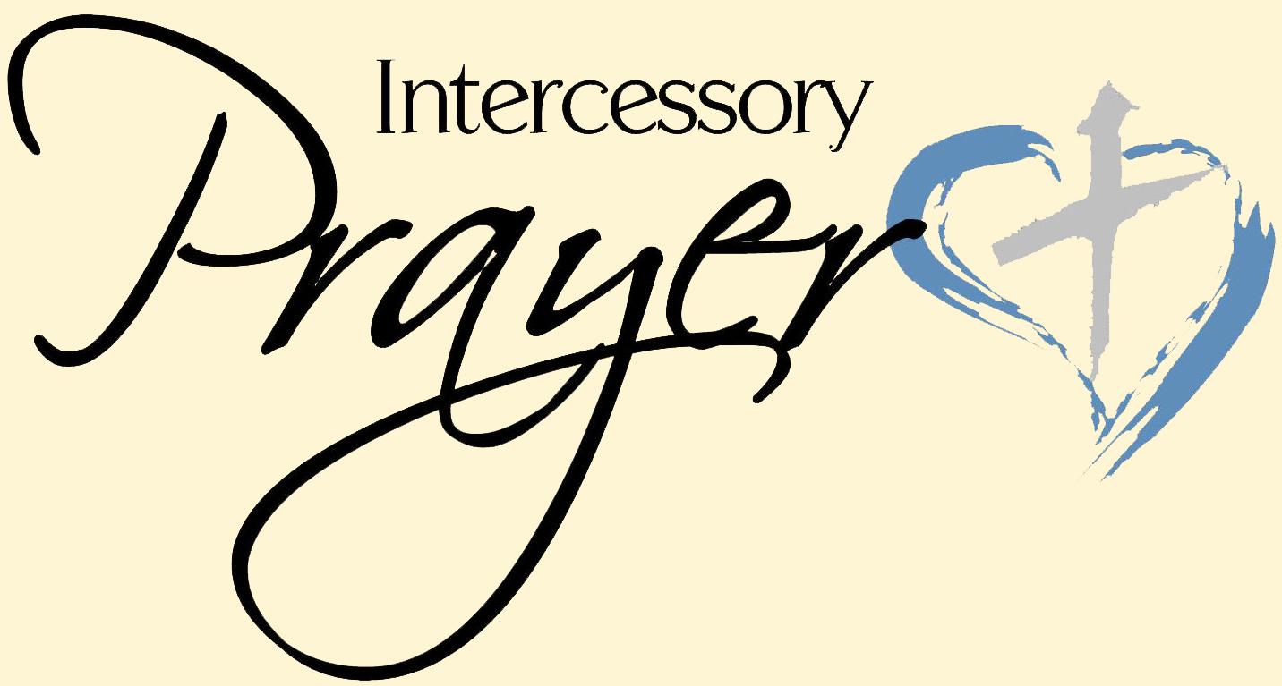 pray clipart intercessory prayer