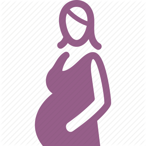 Cartoon hand transparent clip. Pregnancy clipart maternity