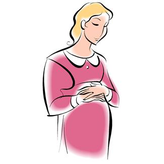 Pregnancy clipart maternity. Free cliparts download clip