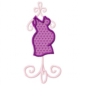 Pregnancy clipart maternity clothes. Clip art library