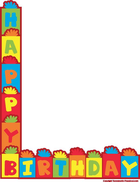 Preschool clipart birthday. Free happy click to