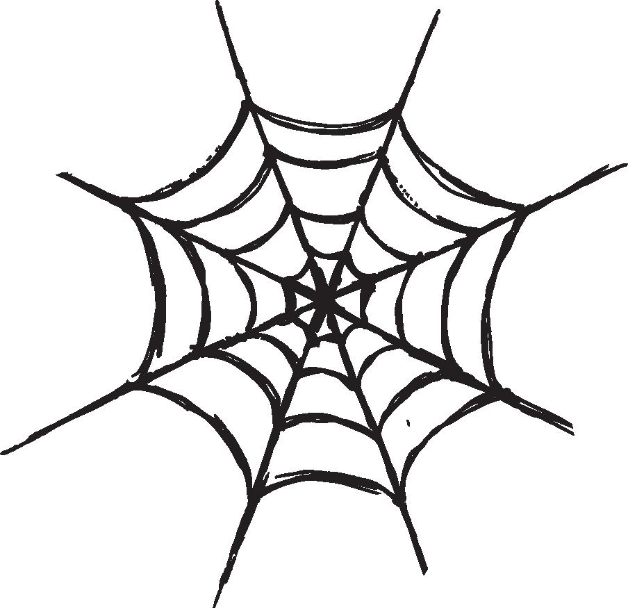 Preschool clipart halloween party. Spiderweb clip art free