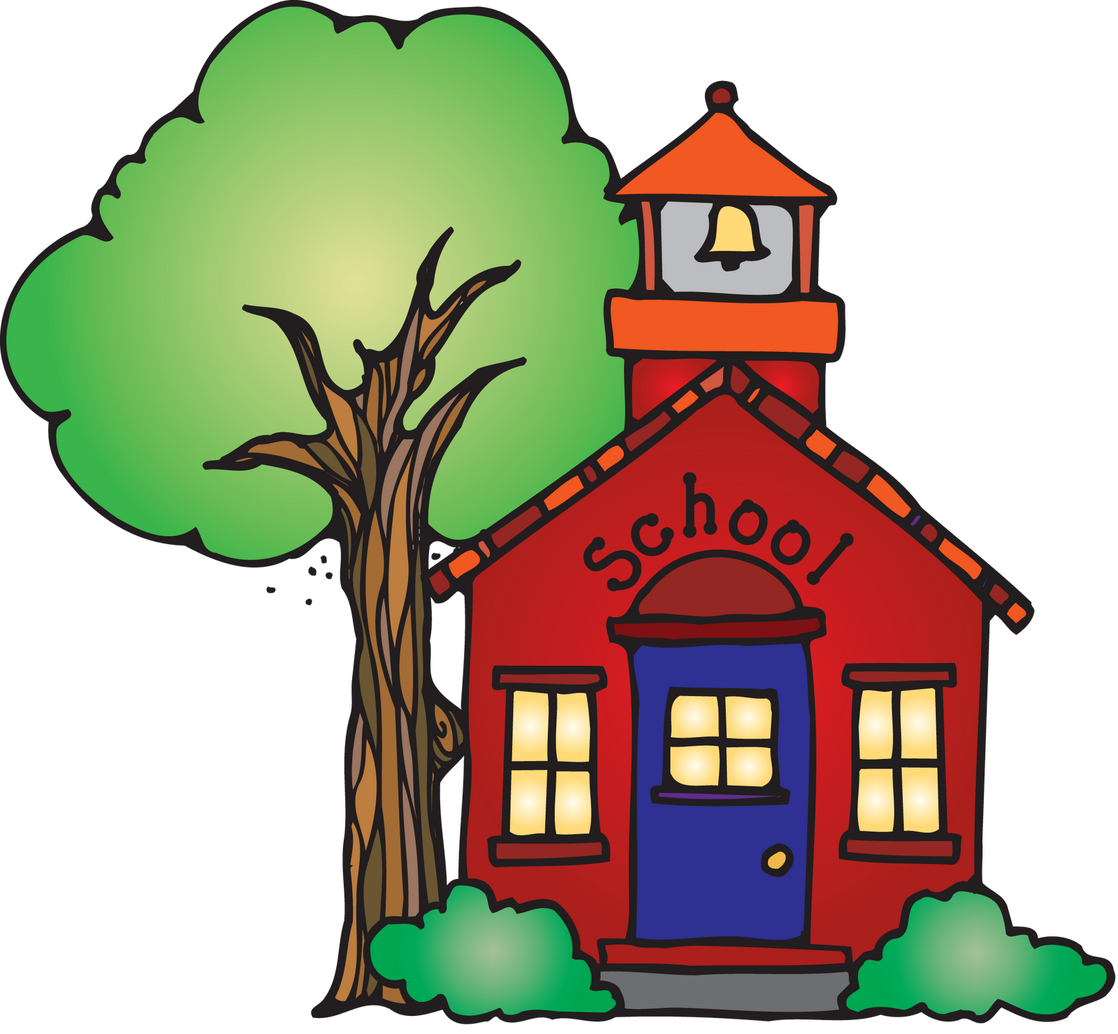Wee world about has. Schoolhouse clipart preschool newsletter