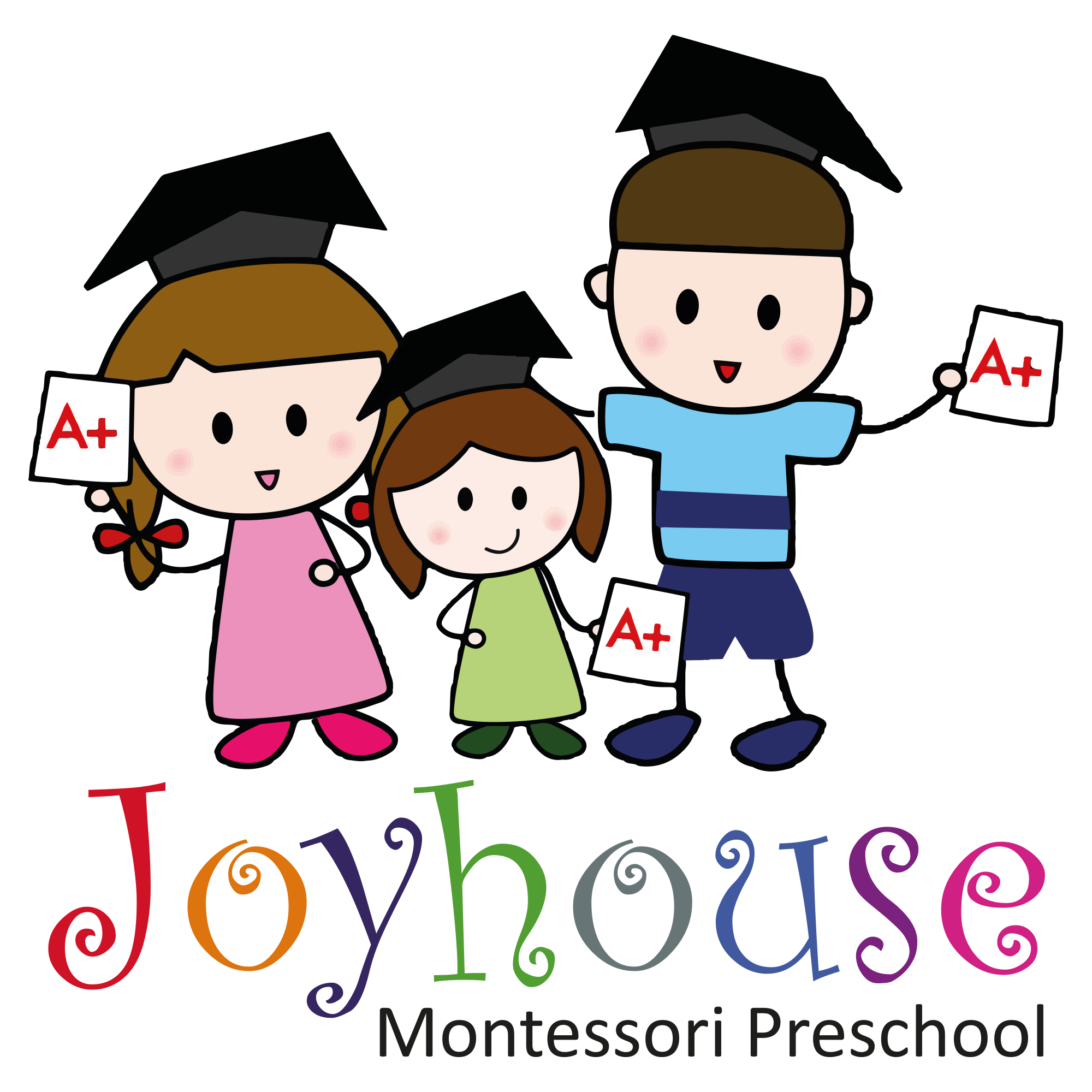 Promotions joyhouse. Preschool clipart promotion