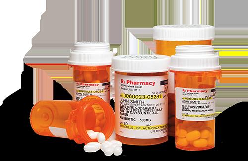 Prepackaged medication pack pillbottlesmediumpng. Prescription bottle png