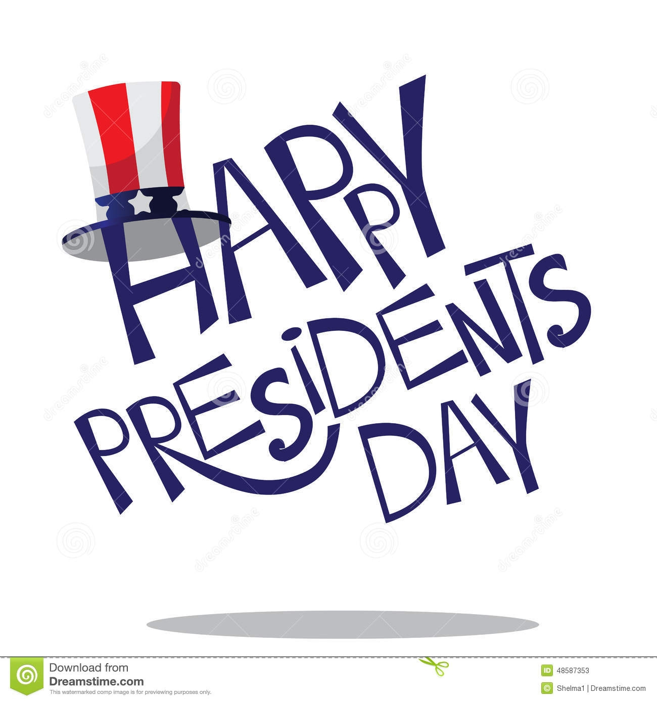 President clipart happy.  presidents day clipartlook