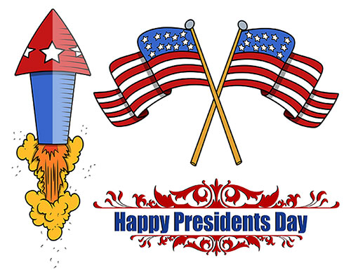 Free presidents day graphics. President clipart happy