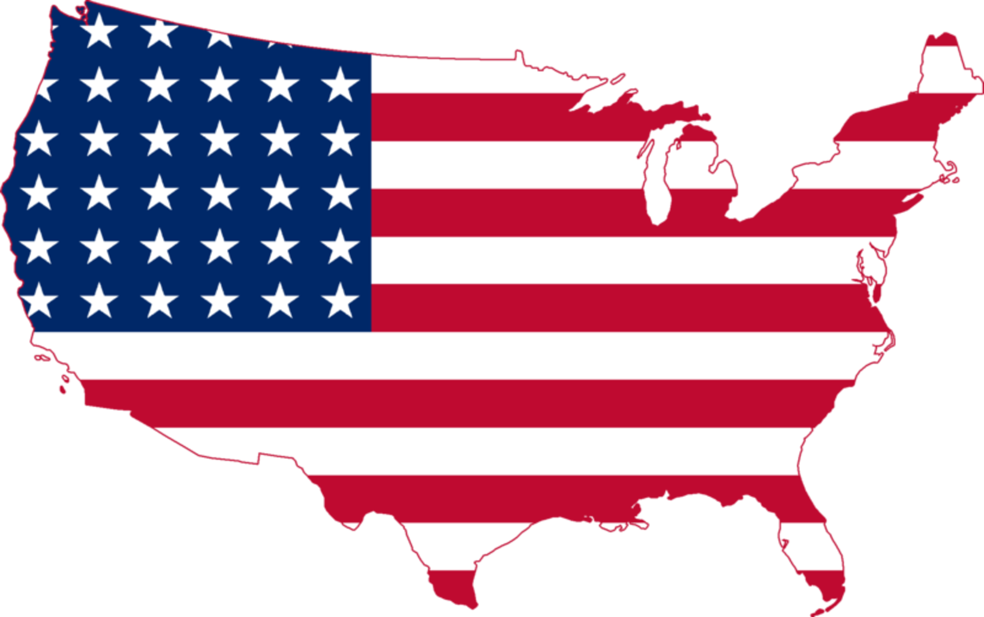 Usa clipart strong state government. Five questions we should