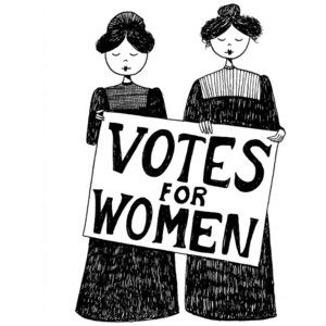 Image result for suffragette. Voting clipart womens suffrage