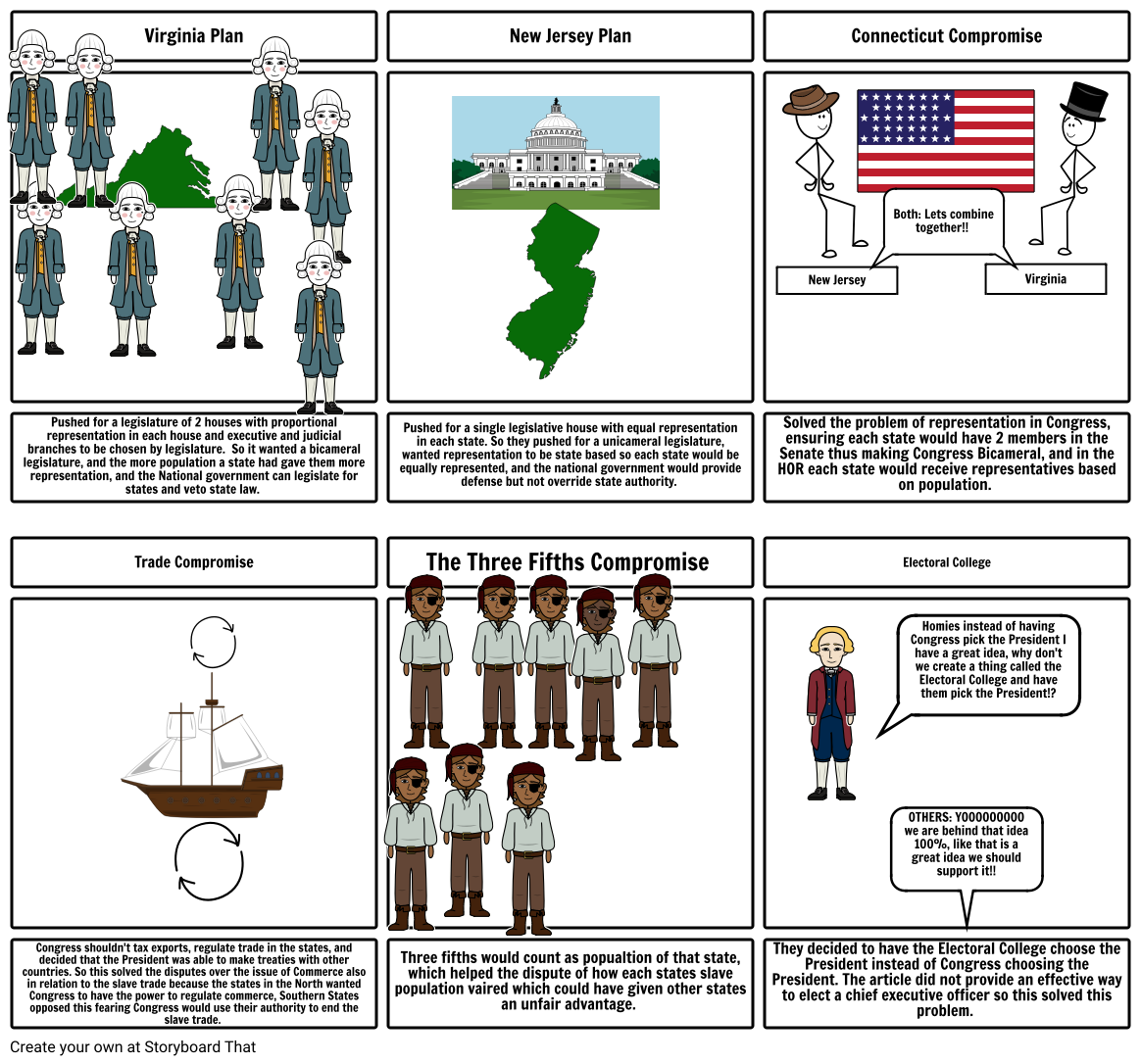 Gov storyboard par a. President clipart unicameral legislature